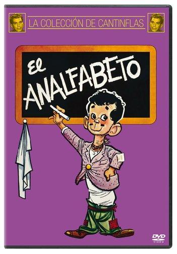 EL ANALFABETO BY MORENO,MARIO CANTIN (DVD)